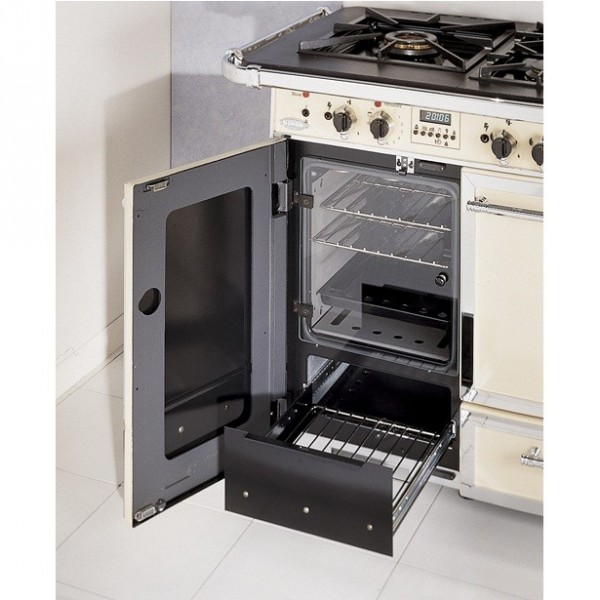 Cuisini re godin la ch telaine pro avec four vertical for Piano cuisine godin